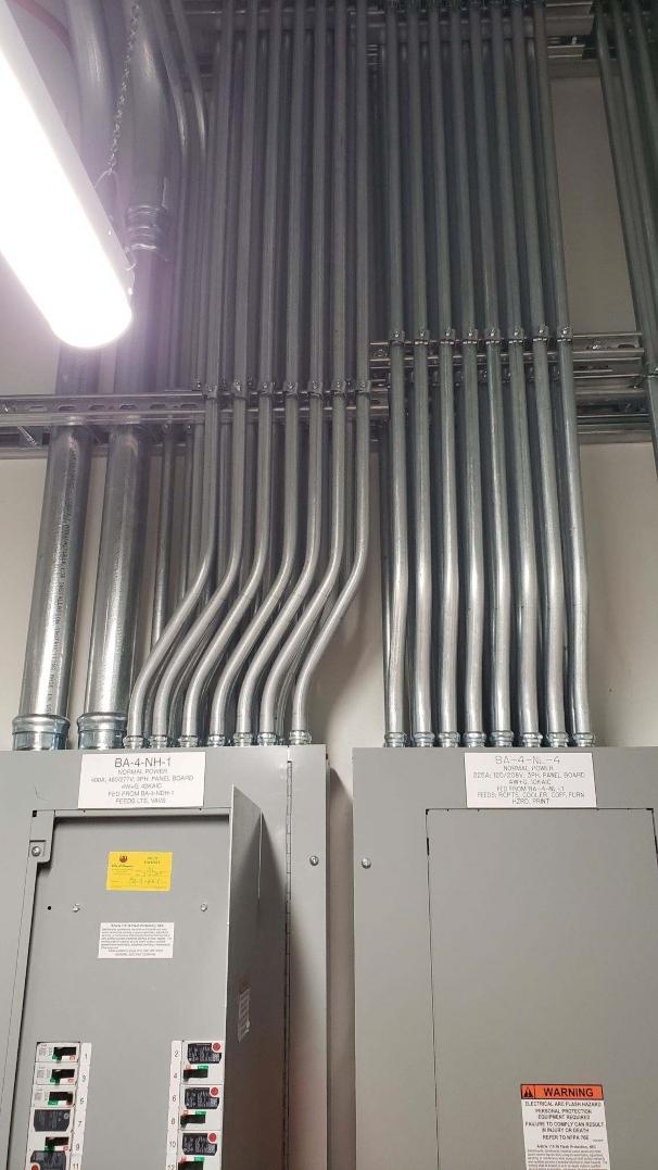 St. Joe's Medical Center Electrical Upgrades