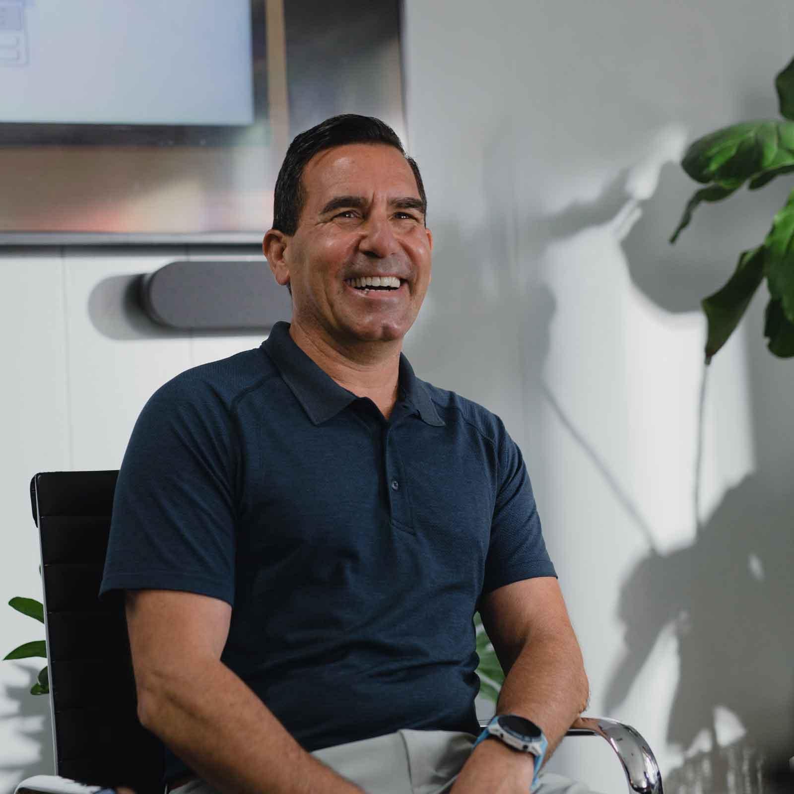 David Moller CEO at Arcadia