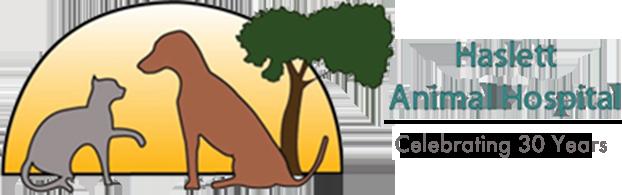 Haslett Animal Hospital Logo