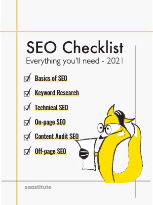 The Ultimate SEO Checklist  For 2021