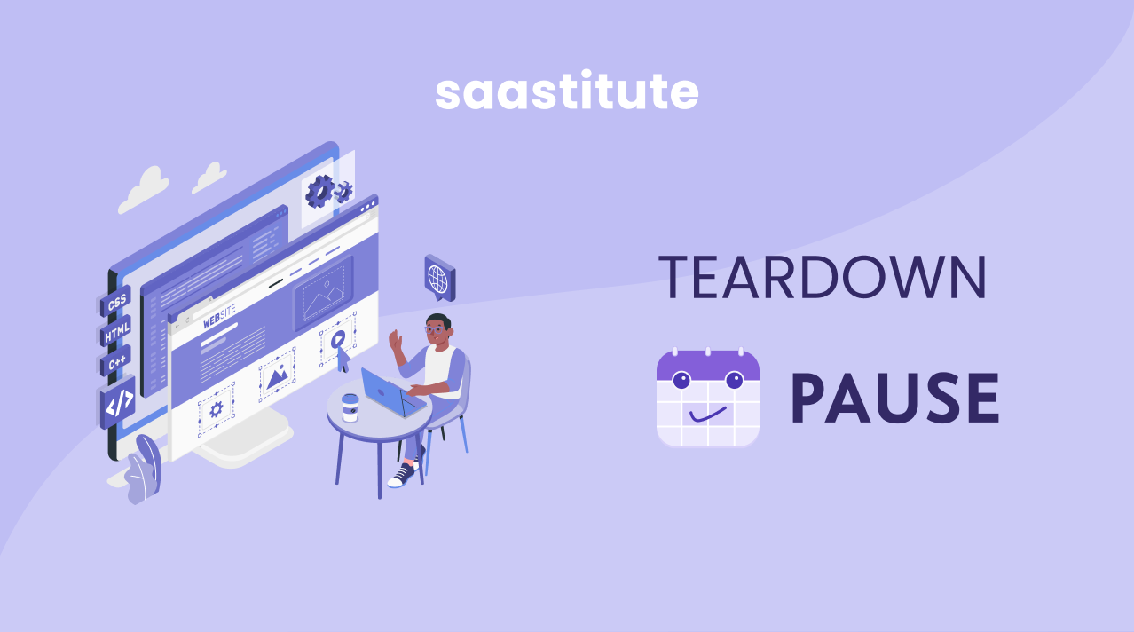 Pause's Website Teardown