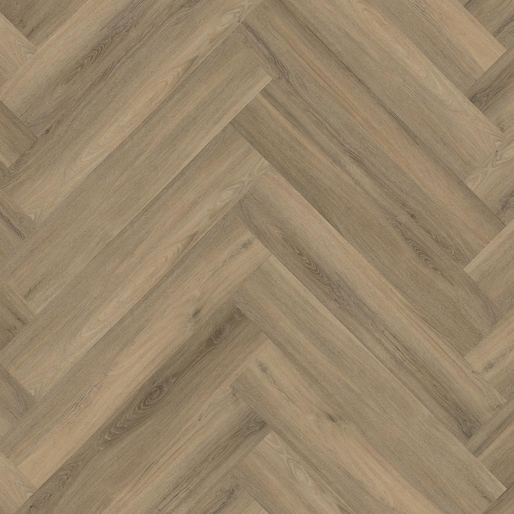 FLOORLIFE Yup Collection Herringbone Visgraat Light Brown