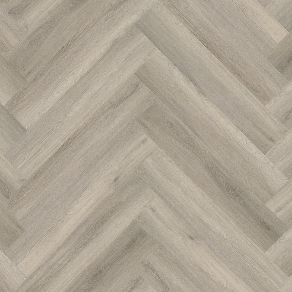 FLOORLIFE Yup Collection Herringbone Visgraat Grey DRYBACK
