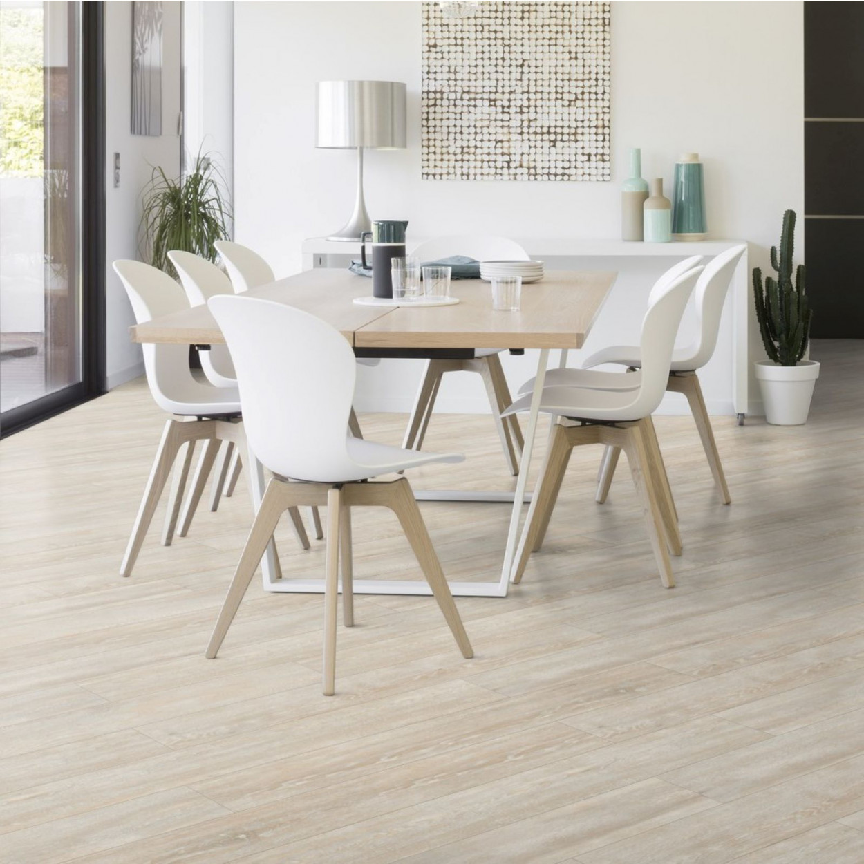 GERFLOR CREATIONS 0584 WHITE LIME
