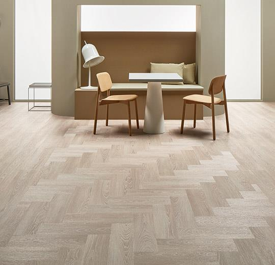 FORBO Alura Wood bleached timber VISGRAAT