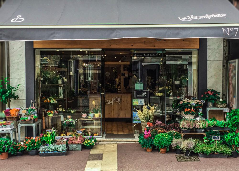 la fleuratheque boutique