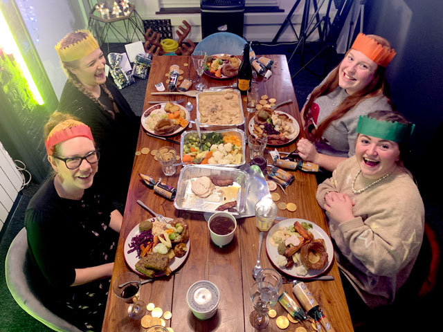 Staff Christmas Dinner