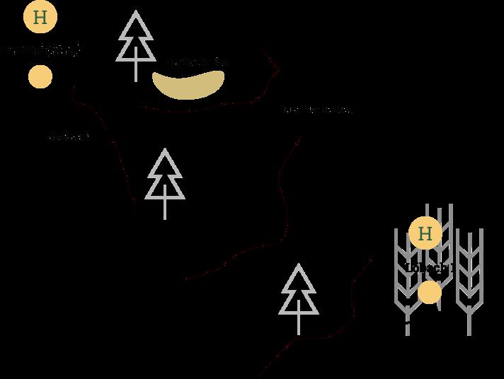 Bilder von der Karte von Löbach