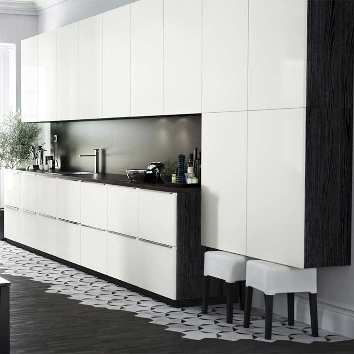 Conception et fabrication d'armoires de cuisine