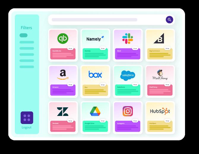 Integration marketplace