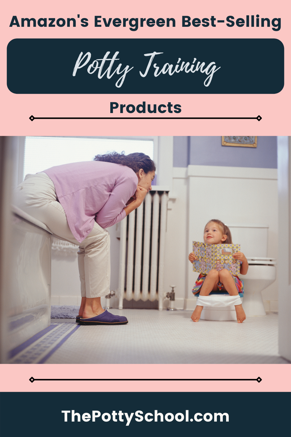 Best Selling Potty Training Products by Amazon The Potty School potty training