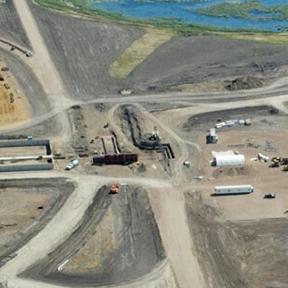 WEB aerial view