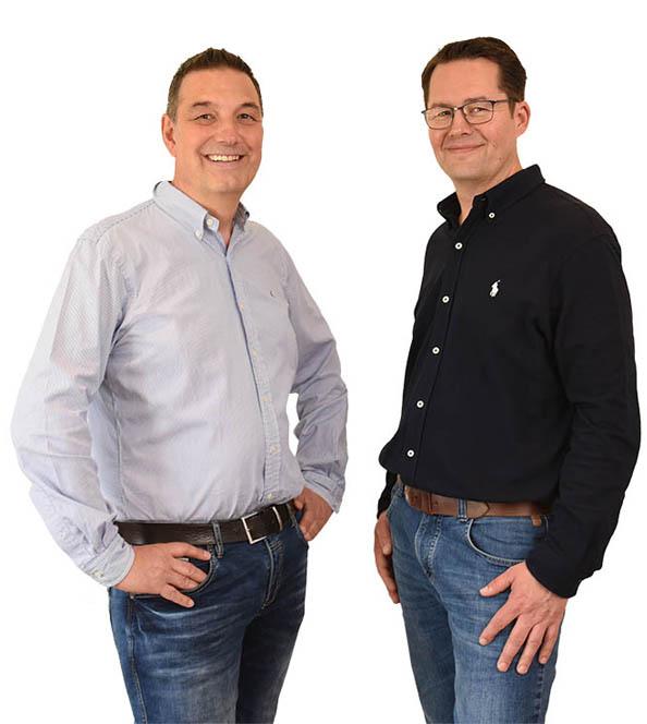 Torsten Gehrken und Michael Gehrken
