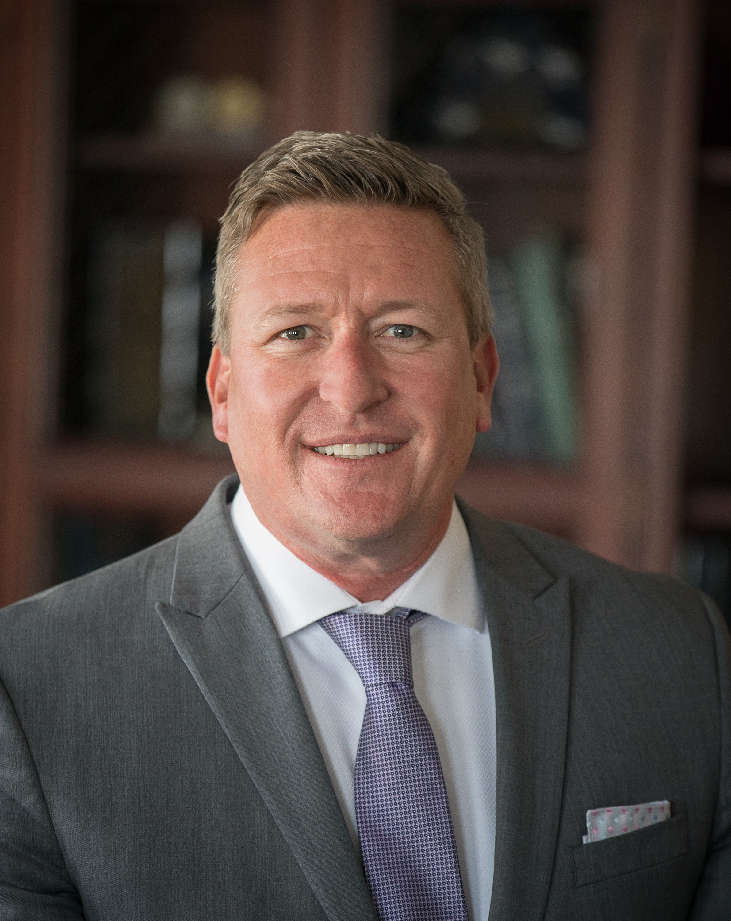 A photo of Mike Caldwell. The mayor of Ogden city, Utah.
