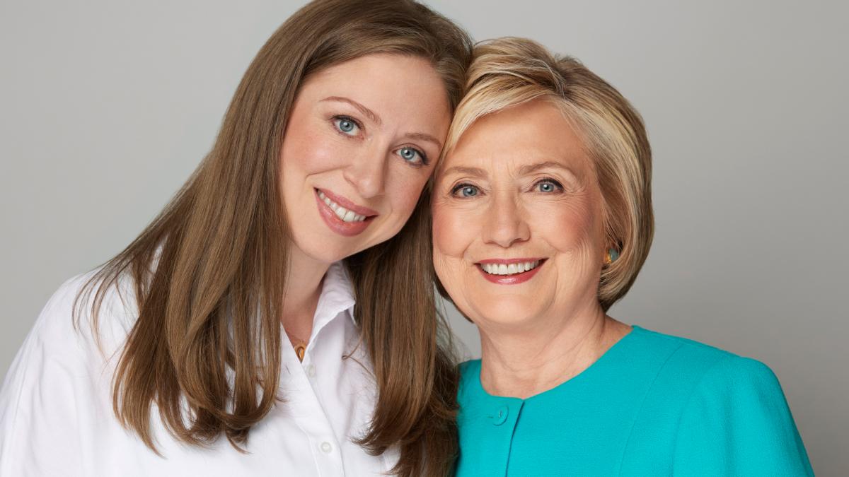 Hillary and Chelsea Clinton's Gutsy Women