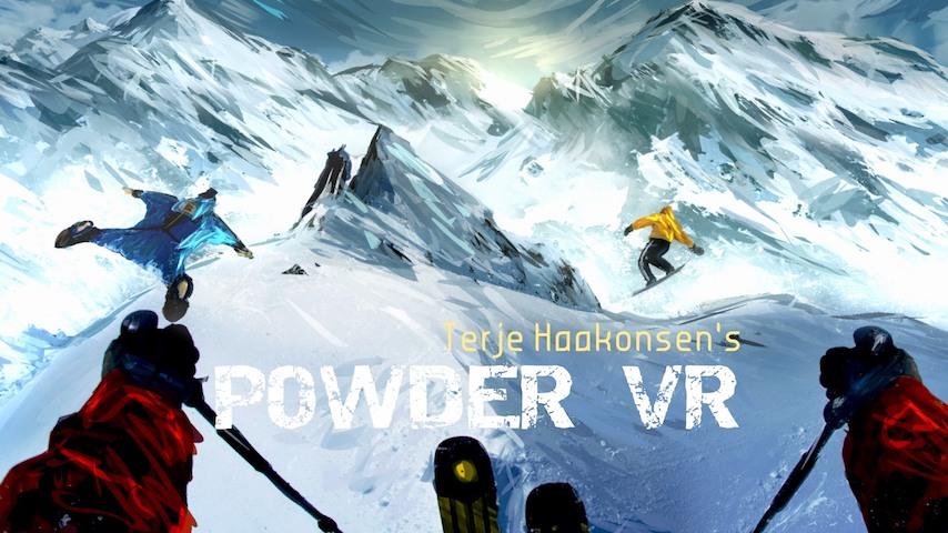 Terje Haakonsen's Powder VR