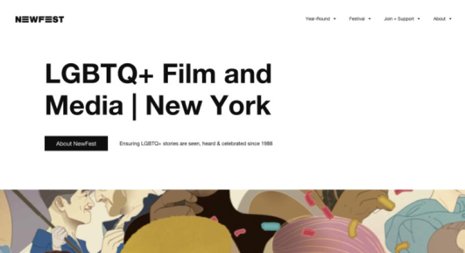 newfest website image