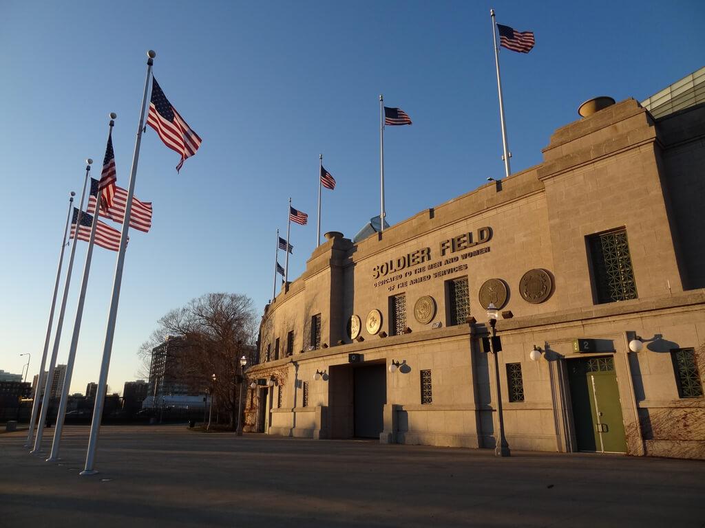 Soldier Field, Chicago