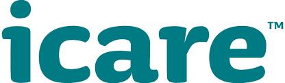 iCare logo link
