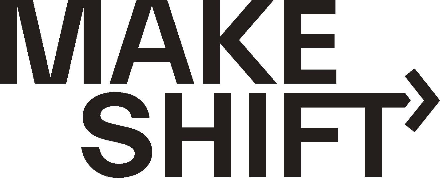 MakeShift logo home