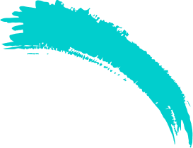 teal line abstract swoosh graphic