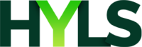 name of the HYLS company, logo