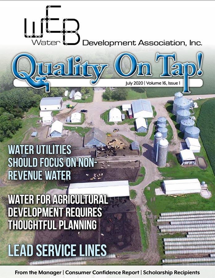 WEB Water July Newsletter