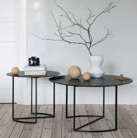 Butikk - detaljer og bord
