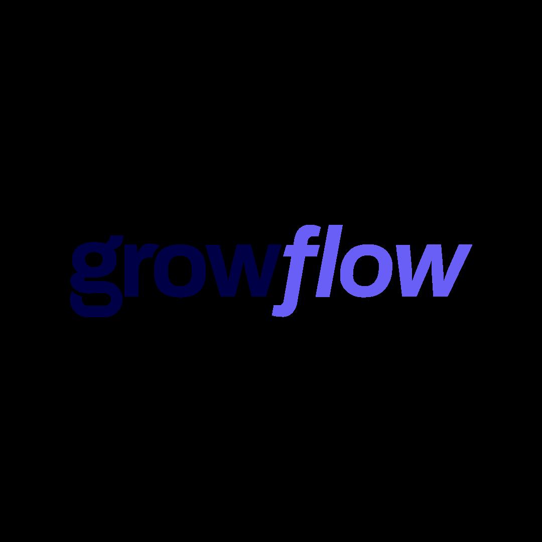 Logo for Growflow