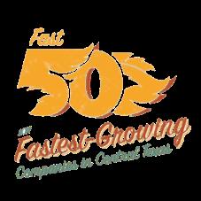 50 fastest growing companies award