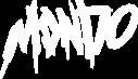 mondo logo white