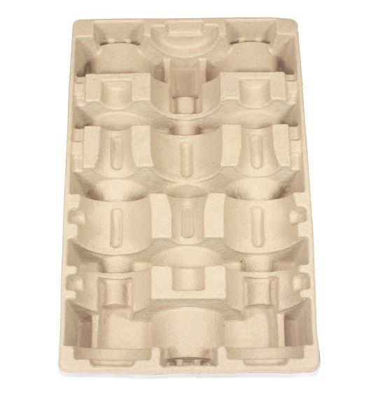3 Pack Wine Pulp Tray