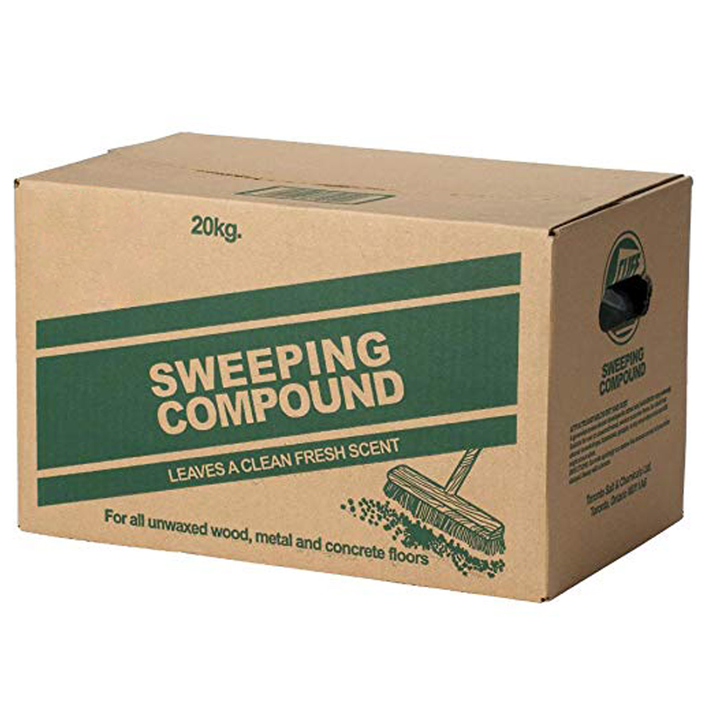 SWEEPING COMPOUND BOX - 20KG
