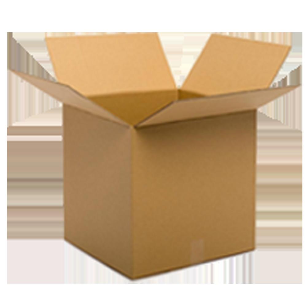 12 X 12 X 12 29C RSC PLAIN CORRUGATED BOX