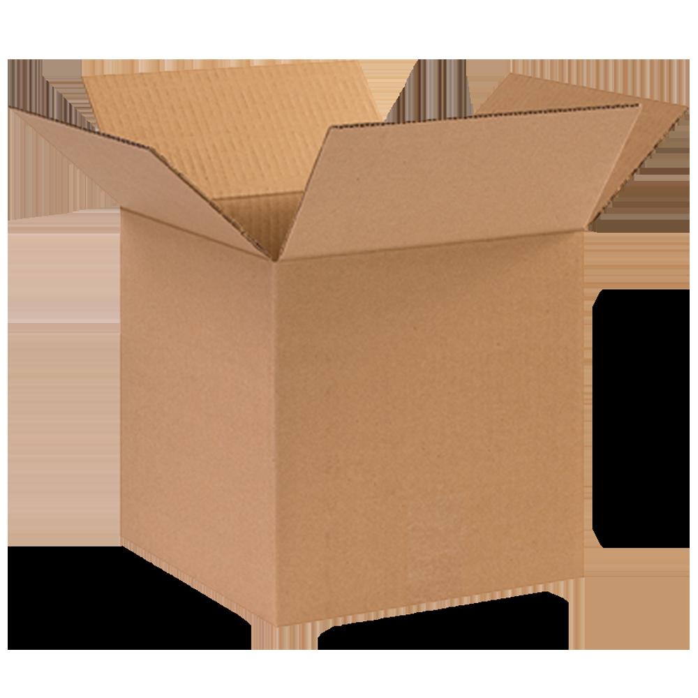 16 X 16 X 16 29C RSC PLAIN CORRUGATED BOX