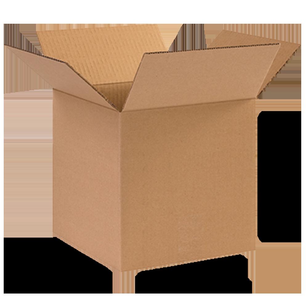 6 X 6 X 6 29C RSC PLAIN CORRUGATED BOX