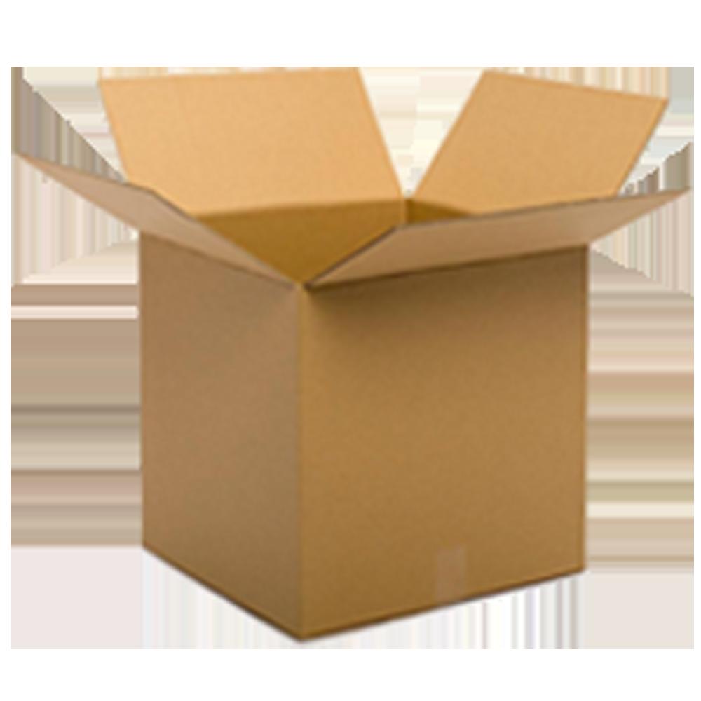 10 X 10 X 10 32ECT RSC PLAIN CORRUGATED BOX