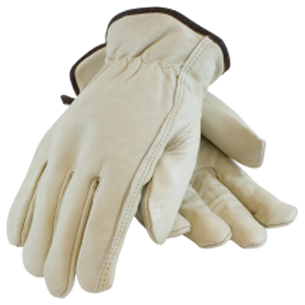 LEATHER DRIVER GLOVE - LARGE