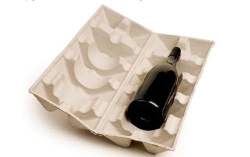 1 Pack MAGNUM Wine Pulp Tray