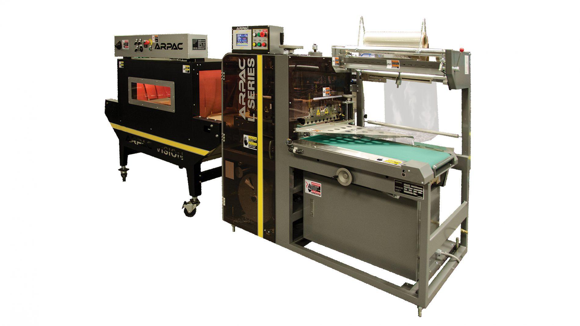 Fully Automatic L-Bar Sealer