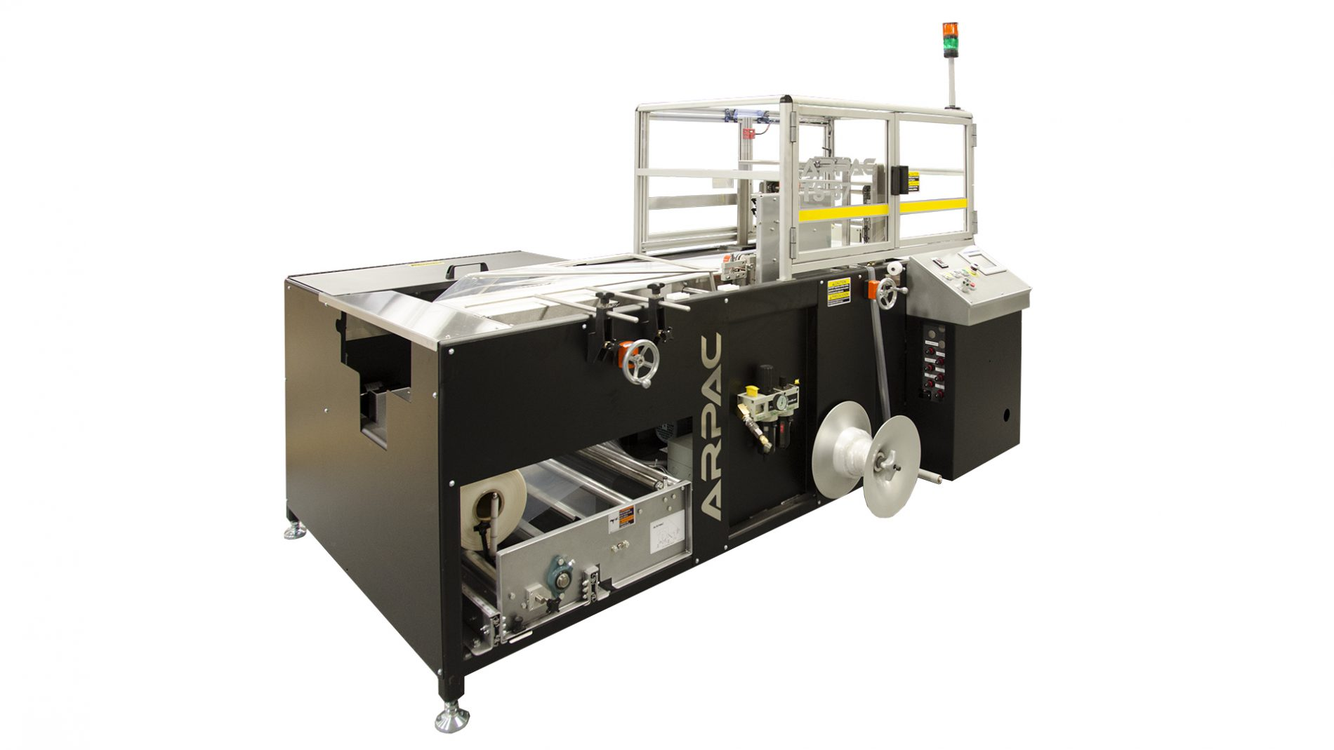Fully Automatic Side Seal Shrink Wrapper