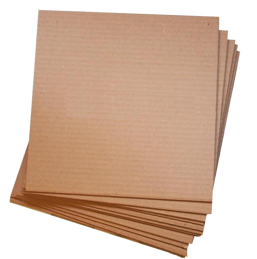 48 X 96 23ECT PLAIN CORRUGATED PAD - (250/SKID)