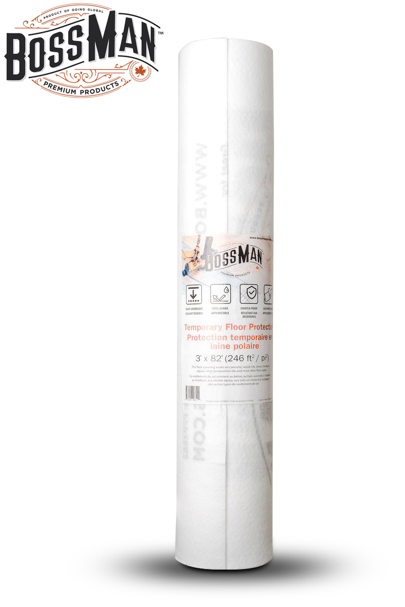 """36"""" X 82' BOSSMAN STAIR & SURFACE PROTECTION"""