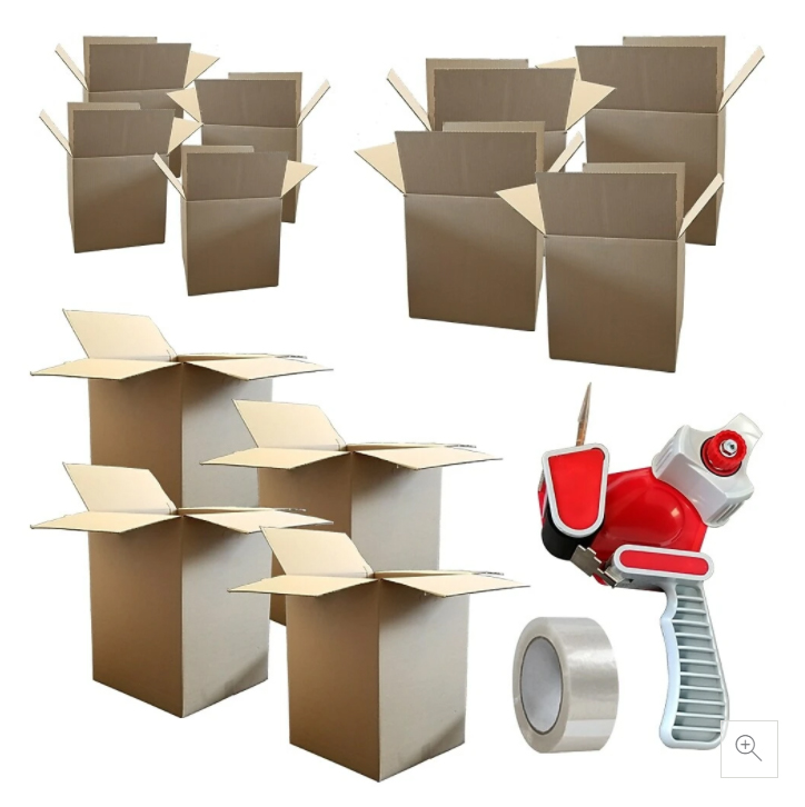 Moving Kit - Value - Ideal For 1 Room