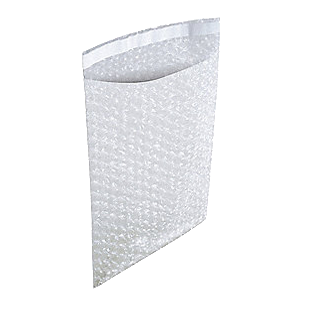Bubble Pouch With Seal Tape - 3/16 10 X 12 (250/CS)