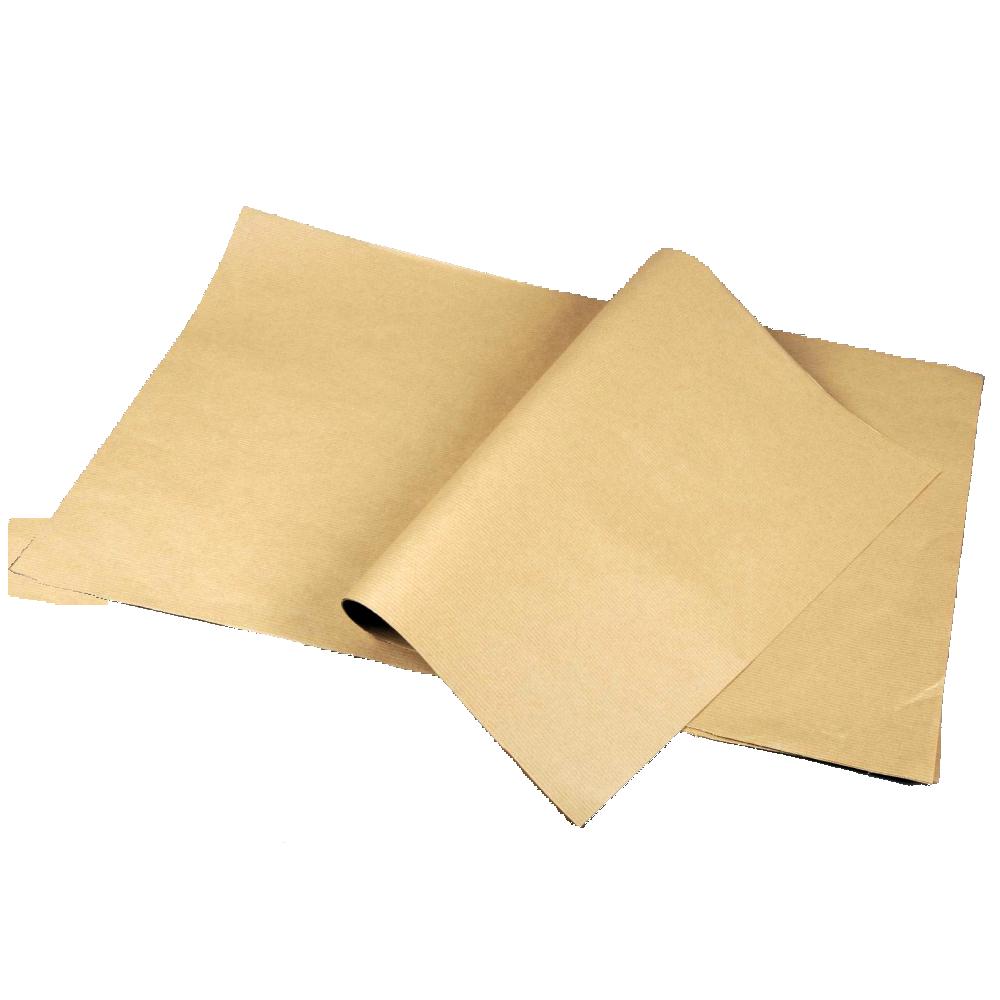 40 X 48 NATURAL KRAFT TIER SHEETS (2500/SKID QUANTITY)