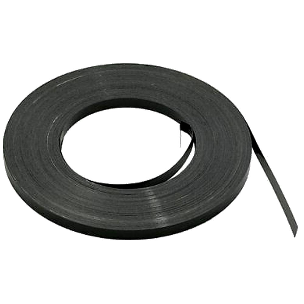 3/4 16 X 6 .020 BLACK STEEL STRAPPING STD