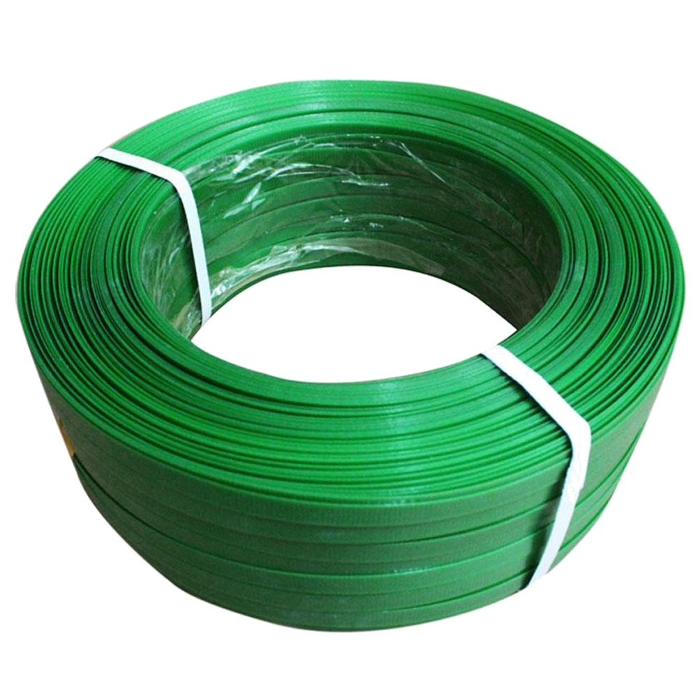 5/8 X 900 16 X 6 SMOOTH  GREEN PET STRAPPING 4400'