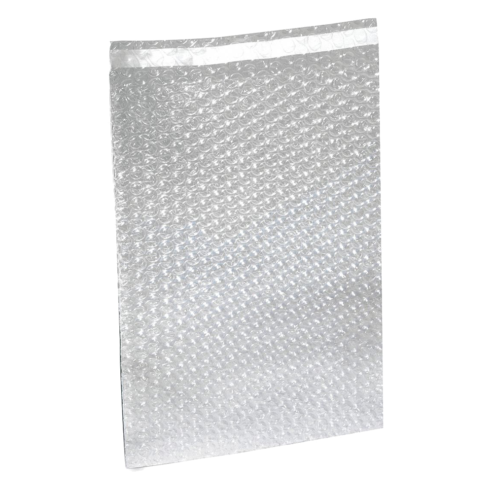 """Bubble Pouch With Seal Tape - 3/16 8"""" X 11.5"""" (350/CS)"""