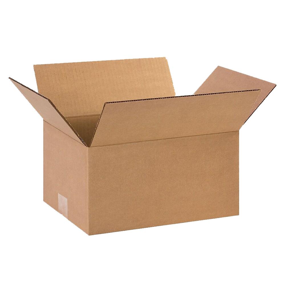 12 X 9 X 9 40C RSC PLAIN CORRUGATED BOX